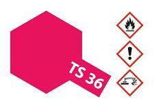 Tamiya TS-36 Neon-Rot glänzend 100ml - 300085036