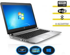 HP ProBook 440 G3 i5-6200U 8GB/240GB SSD, Full HD, 14 zoll, KAM, FPR, WIN 10 PRO