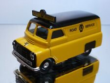 CORGI TOYS BEDFORD AA ROAD SERVICE - DARK YELLOW 1:43 - EXCELLENT - 3
