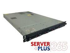 Hp ProLiant Dl360 G7 4-Bay server, 2x Intel Xeon 6-Core Cpus, 64 Gb - 192 Gb Ram