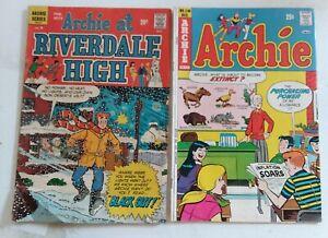 ☆ARCHIE 1970'S COMICS!☆