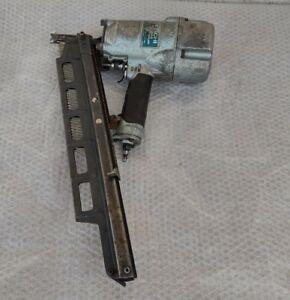 "HITACHI NR83A2  3-1/4"" STRIP NAILER FRAMING GUN MADE IN JAPAN"