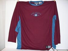 d6f429faf NHL COLORADO AVALANCHE Issued To Team Only PRACTICE JERSEY - CCM brand  LARGE new