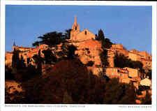 Frankreich France Carte Postale PROVENCE Bonnieux am Nordhang Berg Luberon