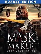 Mask Maker (Blu-ray Disc, 2015)