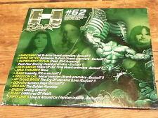 Various – HARD ROCK # 62!!!! MANOWAR !!! RARE CD FRANCE