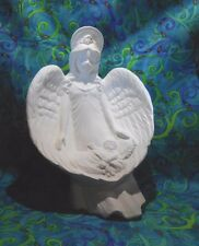 Guardian Angel (AF6) Ceramic Bisque Ready to Paint