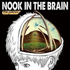 New the pillows NOOK IN THE BRAIN First Limited Edition CD DVD Japan QECD-90003