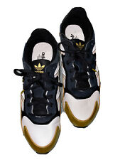 Adidas Tress Running sneakers Size 14 Black, White And Gold