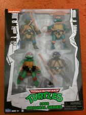 Playmates TMNT Original Classic Vintage 1988 Action Figures 4 Pack - Nickelodeon