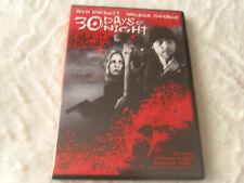 30 DAYS OF NIGHT & THE GRUNDGE 2 DVD * BOTH LIKE NEW * HALLOWEEN HORROR *