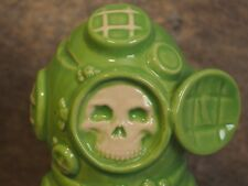 Skull Diver Tiki Mug for Ironside Bar - by Tiki Farm