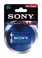 Blister 1 pila Sony 6am6b1d 6lr61 9 V. alcalina