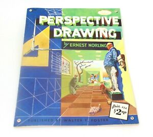 Perspective Drawing Ernest Norling #29 Book Art How To Draw Art Books