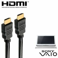 SONY Vaio Duo 13, adatta e, Pro, Duo 11 Tablet / Laptop, Notebook HDMI Tv 2m Cavo
