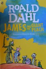 James and the Giant Peach by Roald Dahl [Paperback]