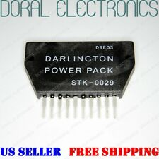STK0029  STK-0029 DARLINGTON Power Pack Heatsink compound IC Integrated Circuit