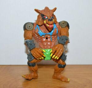 Vintage TMNT RAHZAR Action Figure Ninja Turtles 1991 Playmates