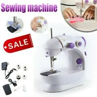 2 Speed Desktop Portable Mini Electric Sewing Machine Hand Held Household Tailor