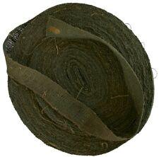 ALLIED WW11 BURLAP SCRIM - GREEN Sold by the yard (B-55 )