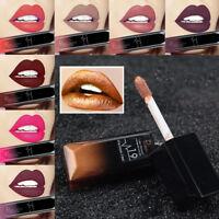 21 Colors Women Waterproof  Liquid Lipstick Lip Gloss Makeup Long Lasting Matte