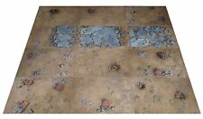 Modular Apocalyptic Game Board, Digital Download Warhammer terrain scenery 40k