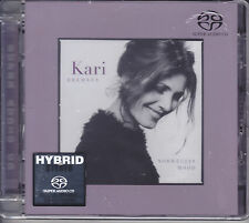 """Kari Bremnes - Norwegian Mood"" Hybrid Stereo SACD Audiophile Germany CD New"