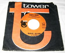 Davie Allan And The Arrows – Blue's Theme / Bongo Party TOWER 1ST PRESS SURF