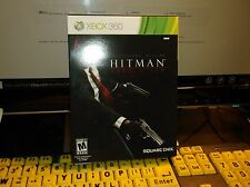 XBOX 360 HITMAN ABSOLUTION PROFESSIONAL EDITION-FREE SHIPPING