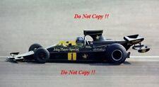 Ronnie Peterson JPS Lotus 76 F1 trofeo internacional fotografía Race 1974 4