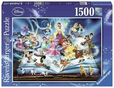 Ravensburger RB163182 Disney Magical Storybook Jigsaw Puzzle - 1500 Pieces