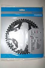 Kettenblatt Shimano Alivio FC-M 431, 48 Zähne, 3x9, schwarz Neu