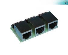 Littfinski 038112 Adapter 3fach HSI-s88-N-F Fertigmodul ++ NEU in OVP