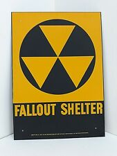 10 Fallout shelter signs original not Reproductions