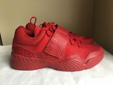 JORDAN J 23 MENS SNEAKER SIZE US 13 LACES/STRAP #854557-600 ~GYM RED