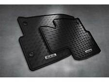 2016 2017 Mazda CX-9 Front All Weather Rubber Floor Mats (set of 2) 0000-8B-N34