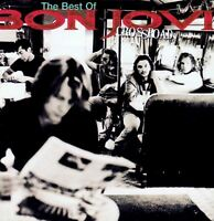 BON JOVI cross road (CD compilation) EX/EX 522 936-2 greatest hits best of