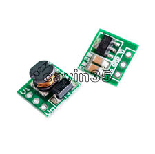 1.8 V 2.5 V 3 V 3.3 V 3.7 V a 5 V DC-DC Step Up Boost Convertidor de Voltaje de alimentación placa u