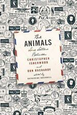 The Animals: Love Letters Between Christopher Isherwood and Don Bachardy, Good B
