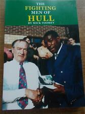 Rare Book THE FIGHTING MEN OF HULL Boxing History Illustrated Sport Yorkshire
