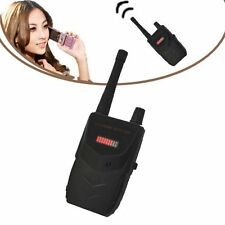 Wireless RF Detector Hidden Camera Mobile Phone Signal Frequency SPY Finder