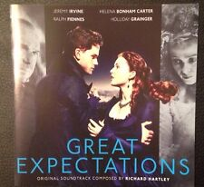 GREAT EXPECTATIONS - ORIGINAL SOUNDTRACK   2012 CD ALBUM*  RICHARD HARTLEY