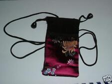 Brand New silky oriental drawstring handphone pouch *Free Post