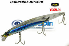 Duel Hardcore Minnow 170mm Sinking Color Smiw Made in Japan