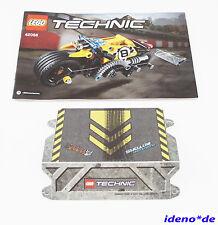 Lego Tecniche di Technic Istruzioni & Rampa 42058 Stunt Bicicletta Nuovo No
