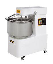 Espiral Amasadora masa mezclador Prismafood IBT60 Dough mixer 60 L / 48 kg -400V