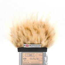 Gutmann Microphone Fur Windscreen Windshield for Roland R-05 CAMEL