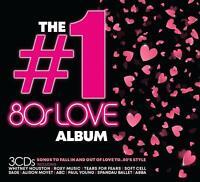 THE #1 80s LOVE ALBUM - Roxy Music Soft Cell ABC [CD] Sent Sameday*