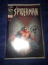 Amazing Spiderman #1DYNAMIC FORCES EXCLUSIVE ALTERNATE COVER SIGNED John Romita
