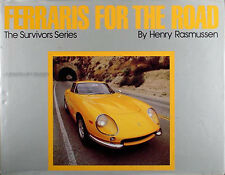 Ferrari for the Road book 1957-1980 250 275 330 365 246 Dino 512 308 GT GTS GTC